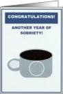 Sobriety Card