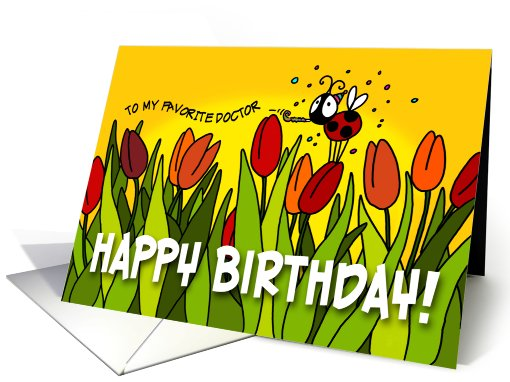 Gift and greeting card ideas birthday card for a doctor 7 greeting birthday card for a doctor 7 greeting cards from greeting card universe m4hsunfo