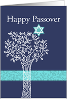 Tree of Life - Happy Passover card