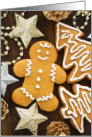 Teacher Gingerbread Christmas Cards