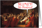 House of Lords Festivus Card