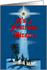 It&rsquo;s A Festivus Miracle! card