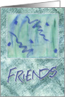 Friendship - Two Together card