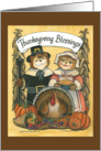 Thanksgiving Couple card