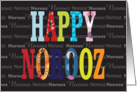 Happy Norooz card