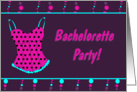 Bachelorette Party Invite2 card
