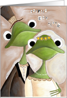 Happily Ever After card by Diane Duda