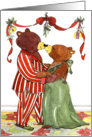 Honey Bears - 1st Christmas card