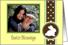Easter Blessings - Photo Card