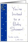 Invitation - Baby Shower card