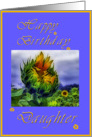 Daughter Sunflowers card