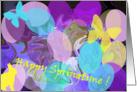 Happy Springtime card