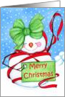 A Christmas Gift For You card