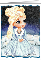 Cinderella Princess Debut Debutante Cotillion card