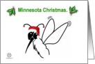 Christmas Minnesota. . .Mosquito card