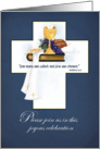 Ordination Invitation card