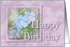 Happy Birthday - General card