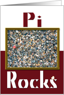 Pi Rocks card