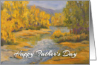 Happy Father&rsquo;s Day - &rsquo;Goodbye Summer, Hello fall&rsquo; card