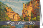 Happy Father&rsquo;s Day - &rsquo;Tarn Gorges&rsquo; card