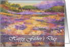 Happy Father&rsquo;s Day - &rsquo;Haut Alpes plain&rsquo; card