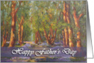 Happy Father&rsquo;s Day - &rsquo;Bluebell Wood&rsquo; card