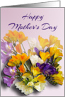 Happy Mother&rsquo;s Day - Spring Freesias card