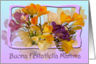 Buona Festa Della Mamma - Italian Mother&rsquo;s Day Greeting Card Card