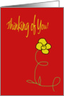 Cheer Up - Thinking of You card