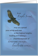 Congratulations for Eagle Scout card