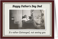 Father's Day - Estranged card