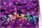 Rainbow Bears and Flowers card