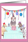Happy Birthday-Party with your pack card