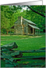 John Oliver Place - Smoky Mtns. card