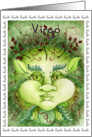 The Elements - Virgo Card