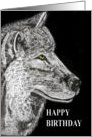 White Wolf - Birthday Card