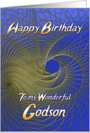 Golden lines Make for Elegant Curves card