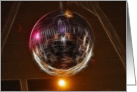 Ballroom Ball Greeting Card