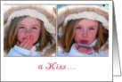 A Kiss for You! card