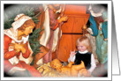 Sign Language Nativity card