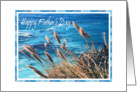 Monterey Bay Father's Day Card