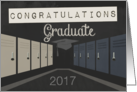 Class of 2014 Lockers Congratulation on your graduation card