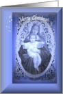 Religious Madonna and Child Christmas Beautiful card