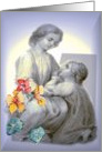 Children of God, religious inspirational card
