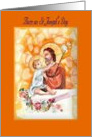 Saint Joseph&rsquo;s Day Birthday Card
