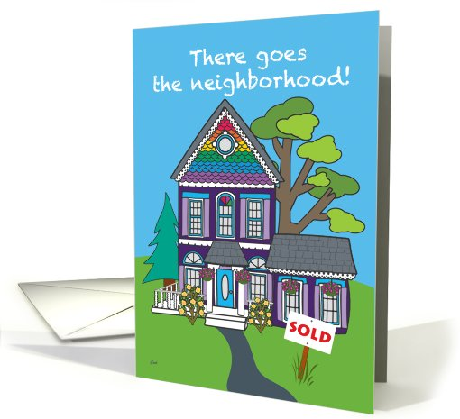 New Home Congratulations Gay/Lesbian card