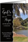 Hope for Cancer - Inspirational Japanese Garden card