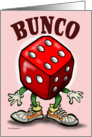 Bunco Card