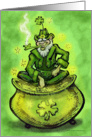 Pot O Gold Card