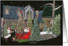 Gatlinburg Christmas card